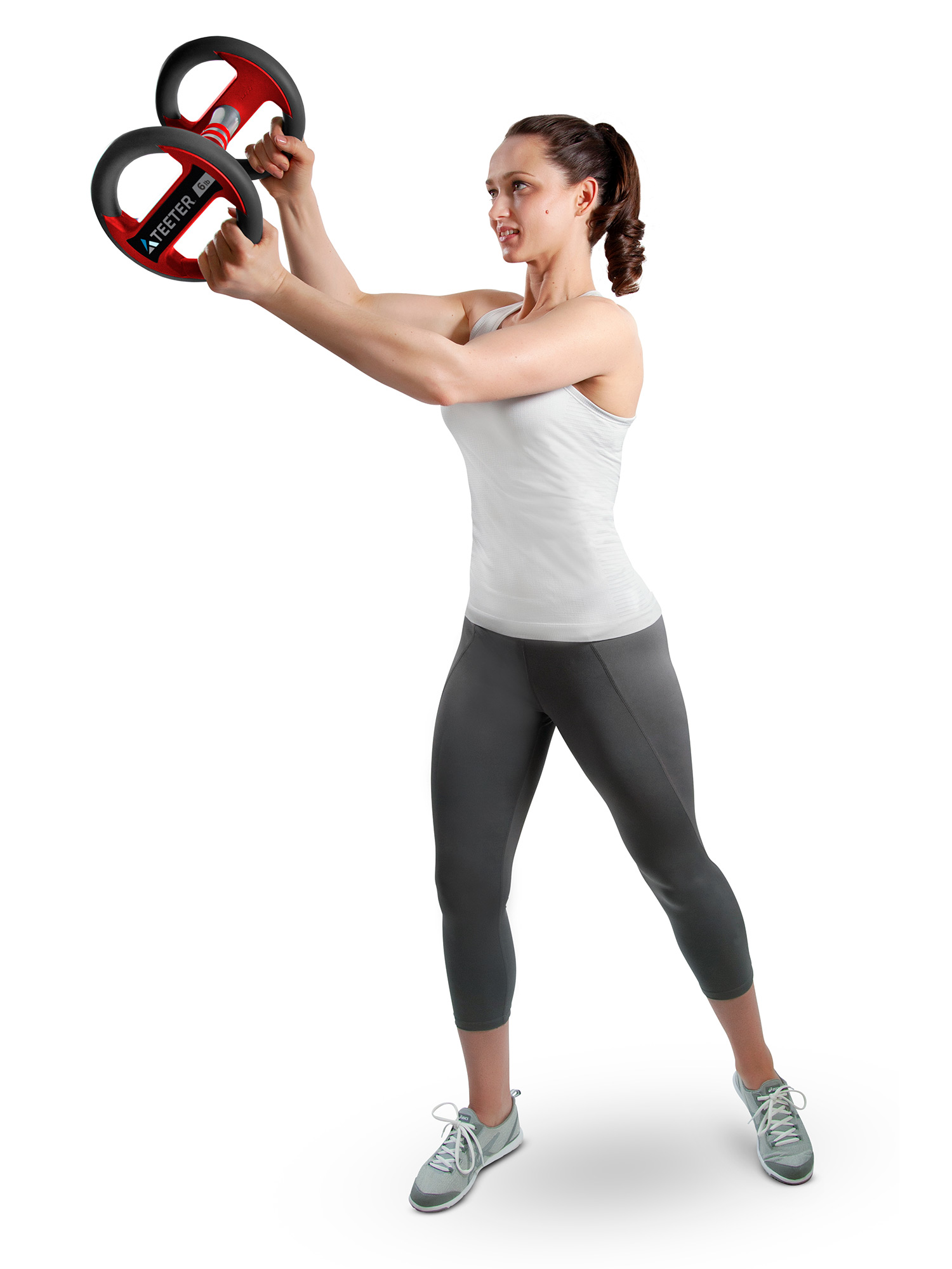 TeeterBell Multi-Grip Weight & Functional Fitness Workout DVD